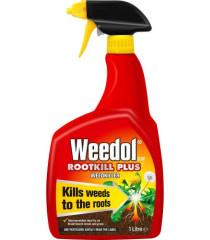Weedol Gun Rootkill Plus Weedkiller 1L