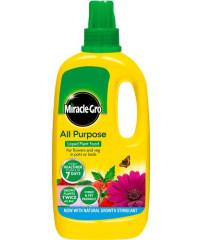 Miracle-Gro All Purpose Liquid Plant Food - 1 Litre