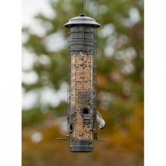 Dragonfly Squirrel-Resistant Tube Feeder