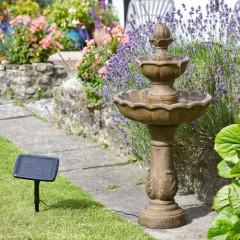 Chapelwood Kingsbury Fountain
