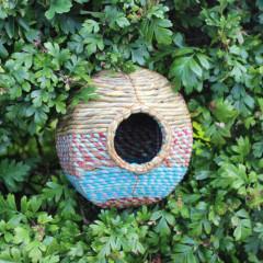 Artisan Wild Bird Nester - Anita - front