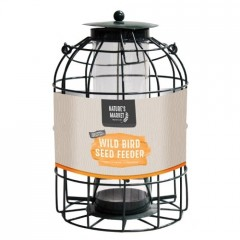 Natures Market Squirrel Guard Seed Feeder