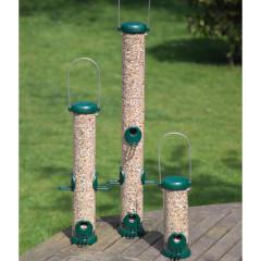 Jacobi Jayne Bird Lovers Seed Feeders - Green