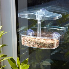 Chapelwood WindoWatch Bird Feeder - lifestyle
