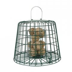 Squirrel Proof Fat Ball and Suet Cake Feeder