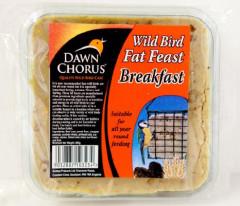 Everyday Wild Bird Breakfast Fat Feast Treat Block
