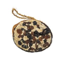 All Seasons Half Coconut with Raisins