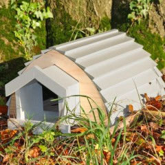 Wildlife World Hedgehog Barn House