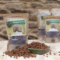 Cotswold Granaries Hedgehog Food - 265g and 950g