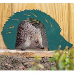 Fallen Fruits Hedgehog Gate - lifestyle