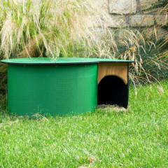Wildlife World Hogilo Hedgehog Home - entrance