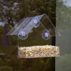 Nature's Market Window Bird Feeder