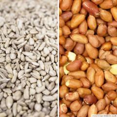 Sunflower Hearts & Premium Peanuts Bundle