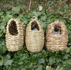 Oval Roosting Nest Pocket - three designs