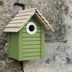New England Nest Box - brick