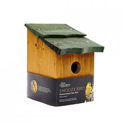 Tom Chambers Snoozy Bird Nest Box