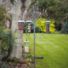 Peckish Secret Garden Metal Dining Station