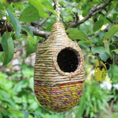 Artisan Wild Bird Nester - Shesali