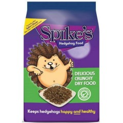 Spike's Delicious Crunchy Dry Hedgehog Food 650g & 2.5Kg