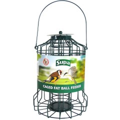 Supa Caged Squirrel Proof Fat Ball Feeder