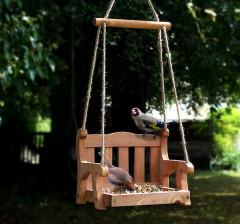 Wildlife World Swing Seat Bird Feeder
