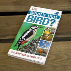 'What's that Bird?' Book